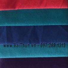 Vải Thun Cotton 65/35 2c